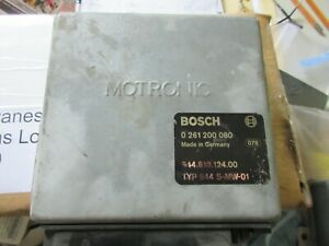 Porsche 944 S 16V ECU Engine Computer Unit (DME) 944.618.124.00