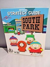 Official South Park Strategy Guide (Nintendo 64)