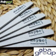 Aba Group Nail Files Block Files Acrylic Gel Tips Choose your grit Professional