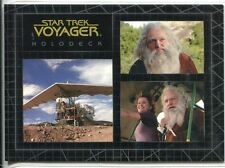 Star Trek Voyager Quotable Best Of The Holodeck Chase Card H4