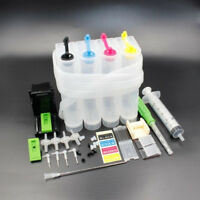 INKARENA Continuous Ink Supply System Universal Color CISS kit accessaries tank