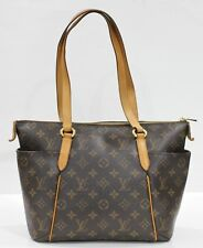 Used Authentic Louis Vuitton LV Bag Monogram Totally PM 916
