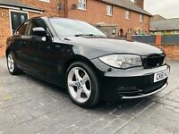 2011 BMW 1 series coupe 120i 120d