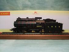R3521 Hornby LNER Class D16/3 4-4-0 Locomotive 8802 LNER Lined Black