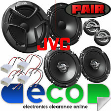 Ford S Max 2006-2015 Front & Rear Door 1200 Watts Car Speakers Full Upgrade Kit