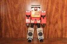 Transformers titans return leader BLASTER - excellent lot #625
