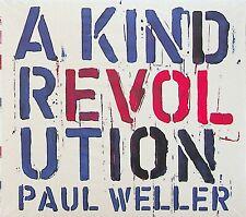 Paul Weller -A Kind Revolution CD 2017 (NEW) The Jam (Nova/One Tear)