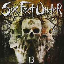 Six Feet Under - 13 [CD]