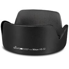 HB-32 Dedicated Altura Photo® Lens Hood for Nikon 18-140mm 18-135mm 18-105mm
