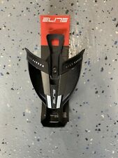 Elite VICO Carbon Fiber Water Bottle Cage Matte Black/White/Gray Made in Italy!