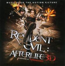 RESIDENT EVIL: AFTERLIFE 3D NEW CD