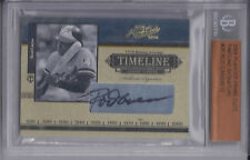 2004 Playoff Prime Cuts #26 Rod Carew (HOF) Timeline AUTO Sig. 07/10  BECKETT