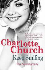 """VERY GOOD"" Keep Smiling, Church, Charlotte, Book"