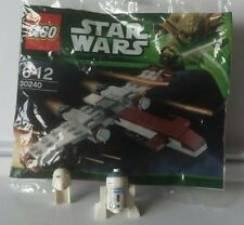 Lego Star wars  bundle. R2 D2 minifigure, Snowtrooper helmet , club kit 30240.