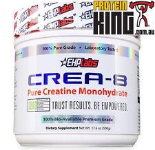 EHPLABS CREA-8 PURE CREATINE MONOHYDRATE 500G ALLMAX EHP LABS CREA8 CRE8 MAXS