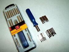 Precision Tornillo conductor herramientas Bit Set Torx Phillips seguridad teléfono Destornillador