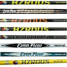NEW Project X Driver Shaft HZRDUS Evenflow Smoke - Choose Model, Flex & Adapter!