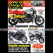MOTO REVUE N°3685 HONDA CBF 1000 YAMAHA 125 XMAX BMW R 1200 GS DUCATI S2R 2005