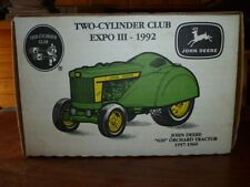 "C158 JOHN DEERE ""620"" ORCHARD TRACTOR 1957-1960 TWO-CYLINDER CLUB EXPO III-1992"