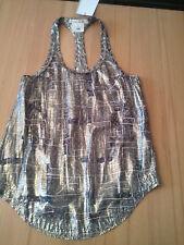 Isabel Marant H&M Kollektion Top Seidentop Shirt Hemd  neu Gr.36 S
