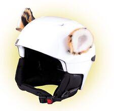 Tigerohren Helmohren für Skihelm Ohren Helmet Ears Helm Tiger Ears Ski Helmohr