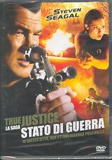 TRUE JUSTICE - STATO DI GUERRA - DVD (NUOVO SIGILLATO)