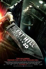SILENT HILL REVELATION 3D - 11x17 Original Promo Movie Poster MINT HORROR 3D