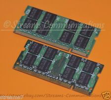 4GB (2x 2GB) Laptop Memory for Dell Inspiron 1525, 1545, 1546