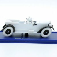 ATLAS CARS Tintin - Mercedes Torpedo From The Land Of The Soviets No 50