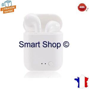 Écouteurs Bluetooth sans fil Sport – Son stéréo haute qualité