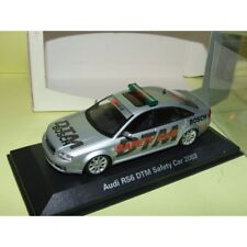 AUDI RS6 C6 DTM SAFETY CAR 2003 MINICHAMPS 1:43