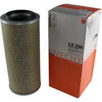 Original MAHLE Luftfilter LX 200 Air Filter
