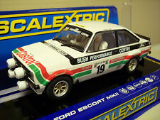 Scalextric Ford Escort MK2 No19 Fisher Engineering C3416 Brand New Boxed