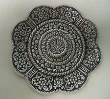 Tibetan Incense Burner / Holder: Flower Shape for Cones or Sticks