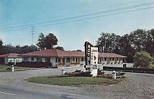Cardinal Court Motel ST. THOMAS Ontario Canada Postcard