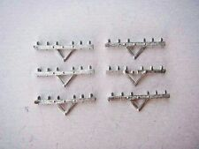 HO Scale Power Pole Cross Arms set of 6 for Model Railroad (2313)