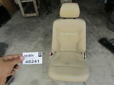1996 1997 1998 1999 S420 s class left Driver Front Power Seat track Motor TAN