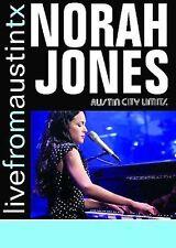 Norah Jones Austin City Limits - Live From Austin TX DVD, 2008 Pre-Owned