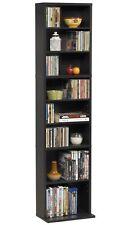 Atlantic 74735727 Wood Media Storage Cabinet - Brown