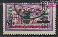 Memelgebiet 165 geprüft gestempelt 1923 Aushilfsausgabe (8984795