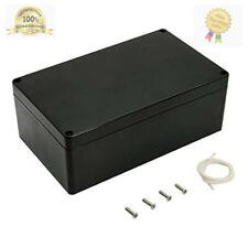 LeMotech ABS Plastic Electrical Project Case Power Junction Box Project Box B...