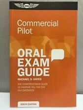 COMMERCIAL PILOT ORAL EXAM GUIDE by ASA 9th Edition p/n ASA-OEG-C9