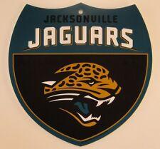 Jacksonville Jaguars NFL Interstate Sign