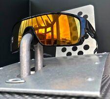 OAKLEY STRAIGHTBACK    Polished Black     24K Gold Iridium OO9411-0227.