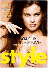 Anita Pallenberg Madeleine Blomberg Rankin Anika Stenvall - Times Style magazine