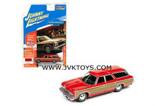 1973 Chevy Caprice Station Wagon MIJO 1/64 Scale By Johnny Lightning JLCP7002