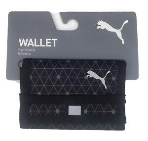 Puma Adults Unisex Beta Wallet Puma Black-Castlerock 075619 12