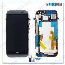 ECRAN LCD + VITRE TACTILE + FRAME  pour HTC ONE M8 + outils