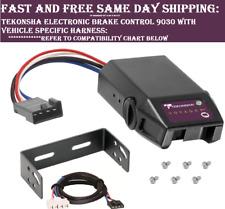 9030 Tekonsha Brake control with Wiring Harness 3024 FOR 2015-2020 RAM