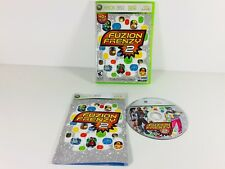 Fuzion Frenzy 2 Microsoft Xbox Complete Tested Working